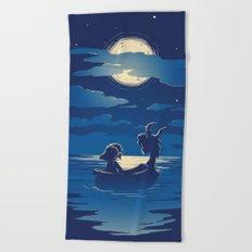 Oceans Beach Towel