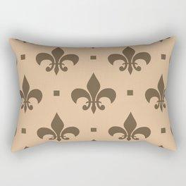 Concealed Splendor Rectangular Pillow