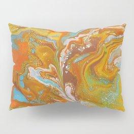 Orange Fizz Pillow Sham