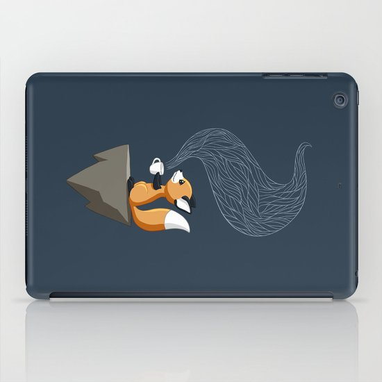 Fox Tea iPad Case