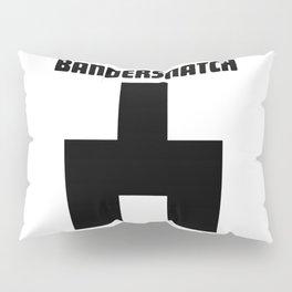 Black Mirror Bandersnatch Pillow Sham