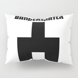 Black Mirror Bandersnatch Pillow Sham