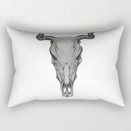 Bos Taurus Rectangular Pillow