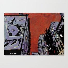 Nightscape 04 Canvas Print