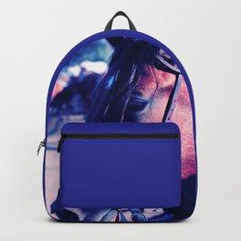 Horse-1-Blues Backpack