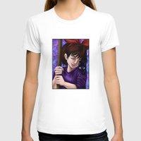 kiki T-shirts featuring Kiki and Jiji by Kimberly Castello