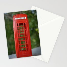 The Red Telephone Stationery Cards