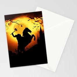 Headless Horseman Stationery Cards