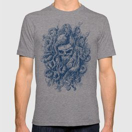 Mermaid Skull 2 T-shirt