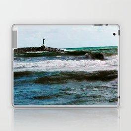 Sea Barcelona Laptop & iPad Skin