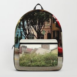 Rainbow Row Backpack