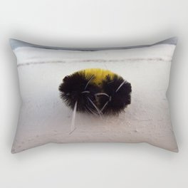 Bug on the Wall  Rectangular Pillow