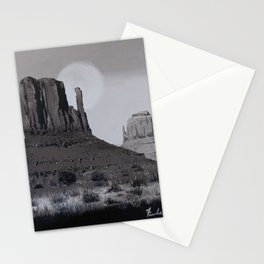 Monument Valley #3 Stationery Cards