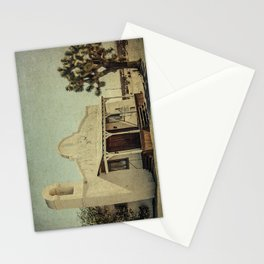 The Sanctuary Adventist Church a.k.a The Kill Bill Church Stationery Cards