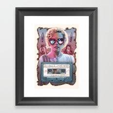 Electrick Children (full poster) Framed Art Print