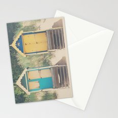 walking up the stairs ... Stationery Cards