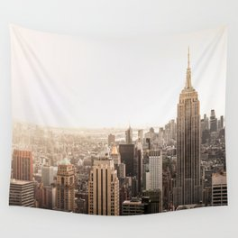 Empire Love Wall Tapestry