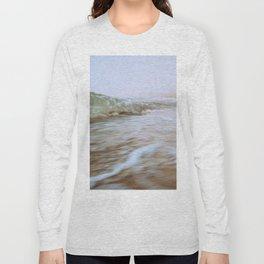 Folding Water Long Sleeve T-shirt
