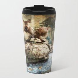 """""""Hog Wild"""" Travel Mug"""