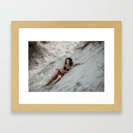 Amazon Woman II Framed Art Print