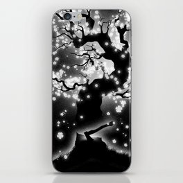 Beauty Cannot Be Interrupted iPhone Skin