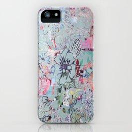 powerful flowerpower iPhone Case