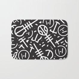 TØP Stickers Bath Mat