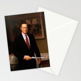 George H. W. Bush Presidential Portrait Stationery Cards