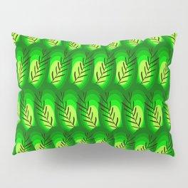 geen tropical abstract Pillow Sham