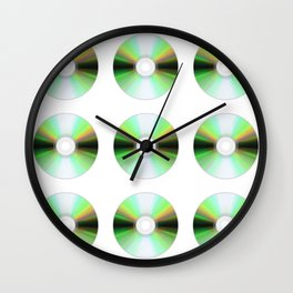 CD II Wall Clock