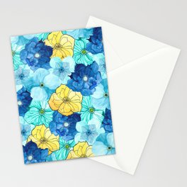 The Hellebores 2 Stationery Cards