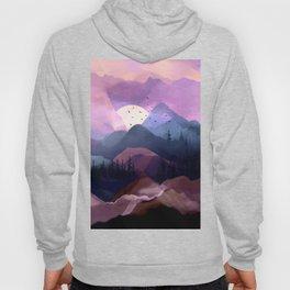 Misty Mountain Morning Hoody