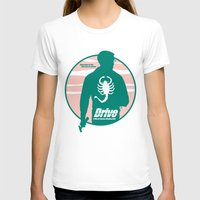 drive T-shirts featuring DRIVE by Alain Bossuyt