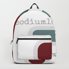 sodium16 woodcraft Backpack