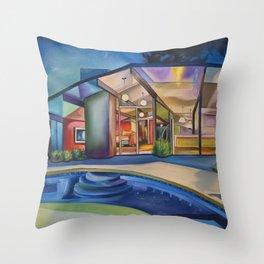 Eichler Dream Throw Pillow