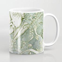 Chaudeleau the Green Marsh Dragon Coffee Mug