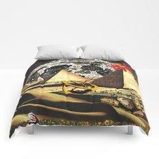 Once a Fertile Land Comforters