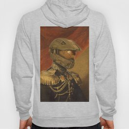 Halo Master Chief Spartan 117 Class Photo General Painting Fan Art Hoody