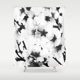 Sakura XV Shower Curtain