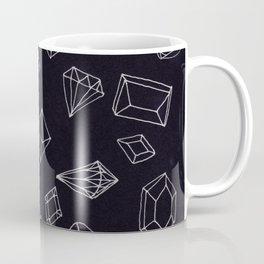 doodle crystals Coffee Mug