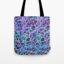 Informel Art Abstract G54 Tote Bag