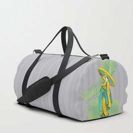 tropical geisha Duffle Bag