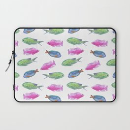 Late for School Laptop Sleeve