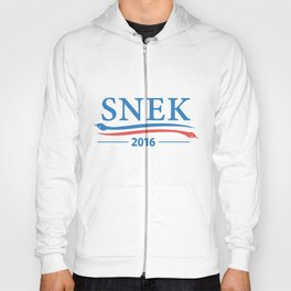 Snek for President 2016 Hoody