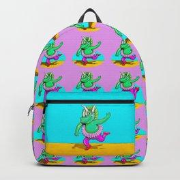 Sugarplum Triceratops Backpack