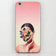 PLANT FACE iPhone & iPod Skin