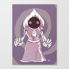 FLATWOODS MONSTER Canvas Print