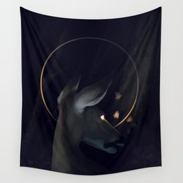 Searcher Wall Tapestry
