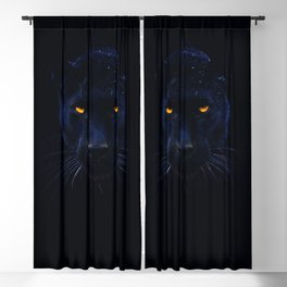 THE BLACK PANTHER Blackout Curtain