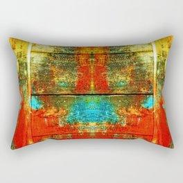 Colors-Feeling Rectangular Pillow
